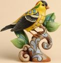 Jim Shore 4033814 Goldfinch Figurine