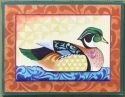 Jim Shore 4035439 JS Canvas Wall Decor Duck