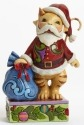 Jim Shore 4036238 Pint Size Christmas Figurine