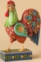 Jim Shore 4039493 Folk Rooster
