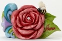 Jim Shore 4040660 June Flower Rose Figurine