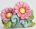 Jim Shore 4045276 Flowers Mini Figurine