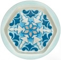 Jim Shore 4047671 Plate Winter Wondrlnd S