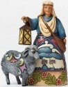 Jim Shore 4047769 Mini Nativity Sheph Figurine