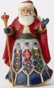 Jim Shore 4053710 Spanish Santa Figurine