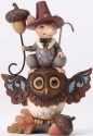 Jim Shore 4053857 Pint Stacked Owl an Figurine
