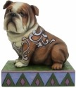 Jim Shore 4056955 English Bulldog Figurine