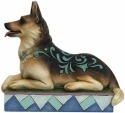 Jim Shore 4056957 German Shepherd Figurine