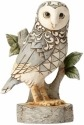 Jim Shore 4056970 Woodland Owl Figurine