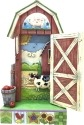Jim Shore 4057690 Country Door S Figurine