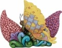 Jim Shore 6000679 Butterfly Mini