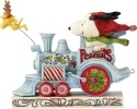 Peanuts by Jim Shore 6000987 Christmas Train 1