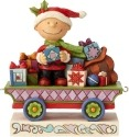 Peanuts by Jim Shore 6000988 Christmas Train 2