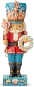 Jim Shore 6004027 Coastal Nutcracker Figurine