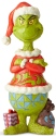 Jim Shore Grinch 6004061 Grinch With Arms Folded Statue