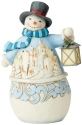 Jim Shore 6004141 Snowman Village Scene Figurine