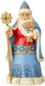 Jim Shore 6004236 Ukraine Santa Figurine