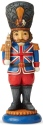 Jim Shore 6004241 British Nutcracker Figurine