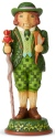 Jim Shore 6004244 Irish Nutcracker Figurine