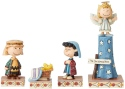 Peanuts by Jim Shore 6004972 Christmas Pageant Set 1