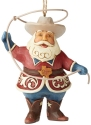 Jim Shore 6006273 Texas Cowboy Hanging Ornament