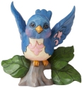 Jim Shore 6006445 Mini Bluebird Figurine