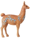 Jim Shore 6006446 Mini Llama Figurine