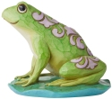 Jim Shore 6006448N Mini Frog Figurine