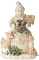 Jim Shore 6006575 Woodland Snowman Statue