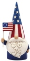 Jim Shore 6008419N American Gnome Figurine