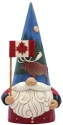 Jim Shore 6008763N Canadian Gnome Figurine