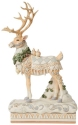 Jim Shore 6008870N Woodland Large Reindeer Figurine