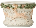 Jim Shore 6008872N Woodland Decorative Bowl