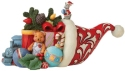 Jim Shore 6008912N Christmas Cornucopia Figurine