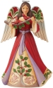 Jim Shore 6008921N Christmas Angel Figurine