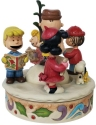Peanuts by Jim Shore 6008958 Charlie Brown and Friends Figurine