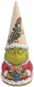 Jim Shore 6009201N Grinch Gnome with Present