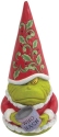 Jim Shore 6009202N Grinch Gnome with Who Hash