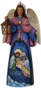 Jim Shore 6009455N Nativity Angel Ornament