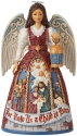 Jim Shore 6009495N Victorian Nativity Angel Figurine