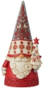Jim Shore 6009499N Nordic Noel Gnome with Tree