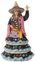 Jim Shore 6009508N Day Of The Dead Dancer Figurine