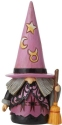 Jim Shore 6009513N Witch Gnome Figurine