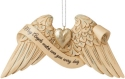 Jim Shore 6009574N Angel Wings Guardian Ornament