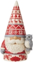 Jim Shore ND6009500N Nordic Noel Gnome Statue