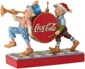Jim Shore Coca Cola 6000999 Coke Elf Figurine
