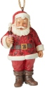 Jim Shore Coca Cola 6003602N Santa Coke Ornament