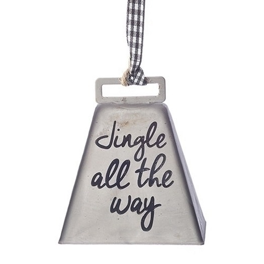 Jingle Buddies 131897 Jingle all the Way Bell