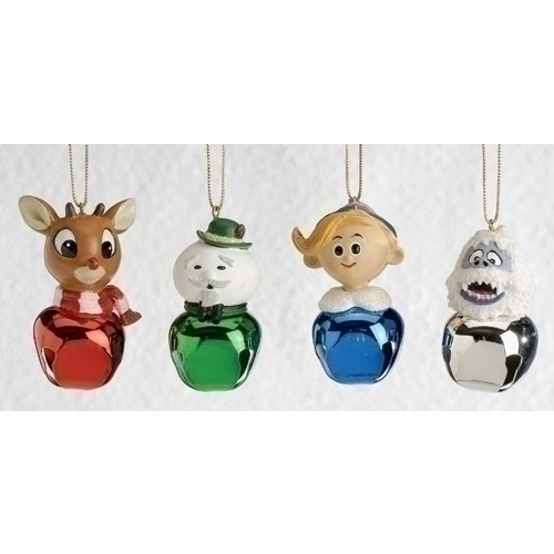 Special Sale 22348 Jingle Buddies 22348 Rudolph 4 Piece Set 2.5' Ornaments