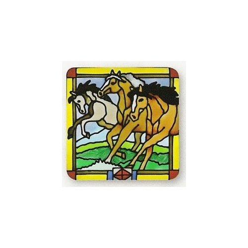 Special Sale LMG273 Joan Baker Designs LMG273 Wild Horses Large Magnet